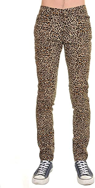 Next Soft Touch Animal Print skinny Jeans Size 10-16