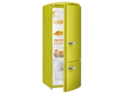 Gorenje RK 60319 OAP Stand nevera y congelador Combinación Apple ...