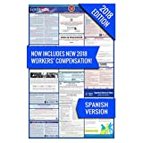 2018 Tennessee (Spanish) Labor Law Poster – State, Federal, OSHA Compliant – Laminated Mandatory All in One Poster