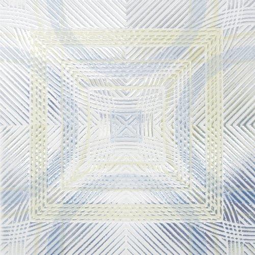 - Bird's Eye View Blue/Yellow Window Deflector 4