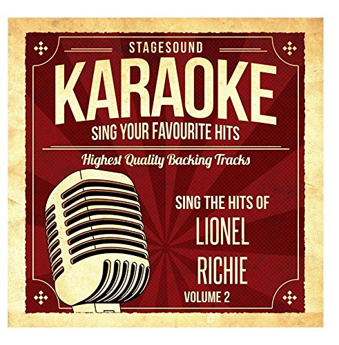 Lionel Richie Karaoke - Sing The Hits Of Lionel Richie, Vol. 2
