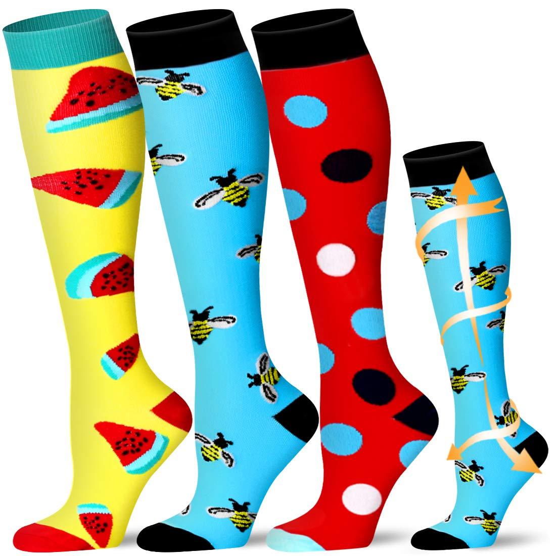 Compression Socks Women & Men - Best for