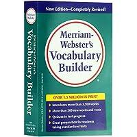 Merriam Webster's Vocabulary Builder 英文原版 韦氏字根词典 全英英语词缀字典 韦小绿本 [简装] Mary Wood Cornog