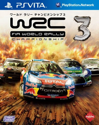 WRC 3: FIA World Rally Championship (Japan Import)
