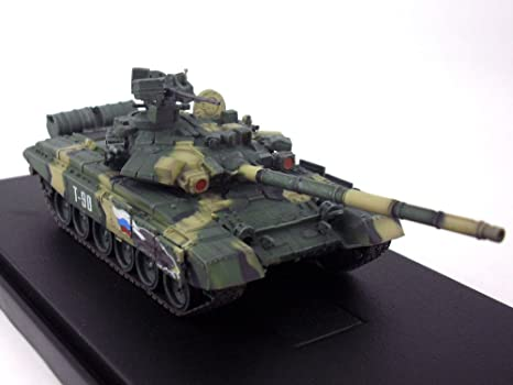 amazon com t 90 russian main battle tank 1 72 scale model toys