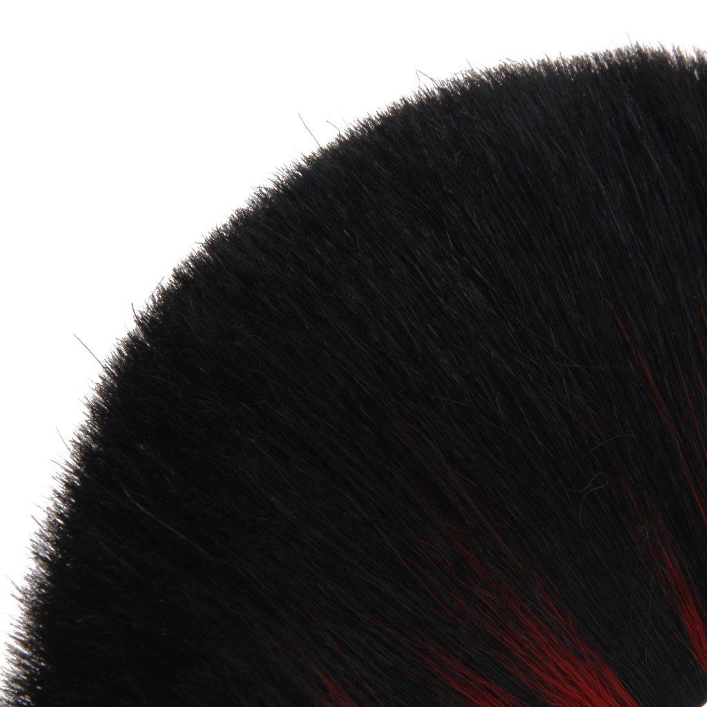 perfeclan Cuello Plumero Corte De Pelo Peluquer/ía Pie Cepillo para Peluqueros Slaon Barbers