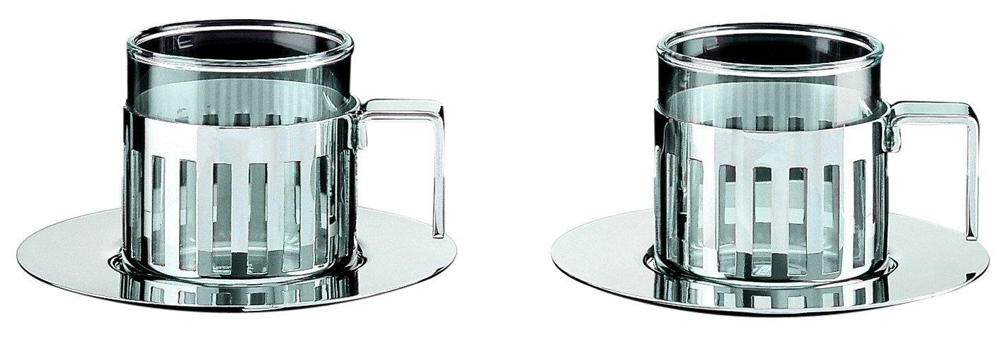 Alessi Espresso Cups by Aldo Rossi