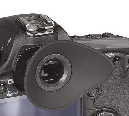 Hoodman h-eyec18l HoodEye para 5d y 5d Mark II cámara réflex ...