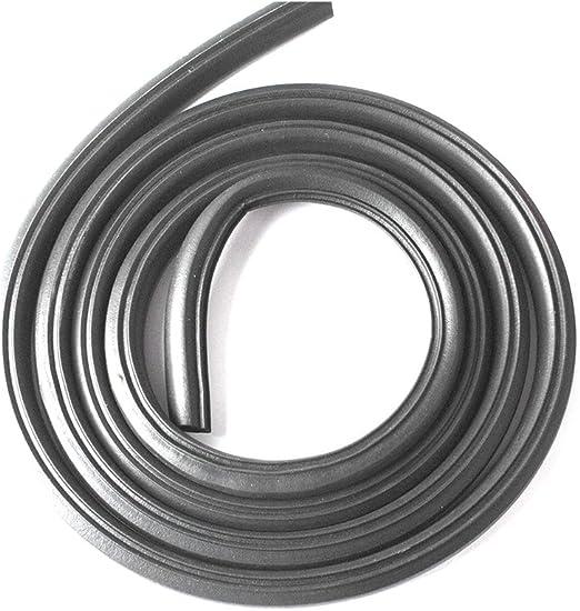 2-Pack W10509257 Dishwasher Door Gasket Replacement for Kenmore//Sears 665.1644591 Compatible with WPW10509257 Door Gasket