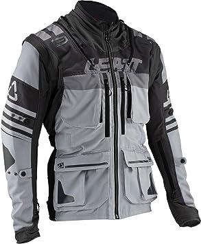 Leatt GPX 5.5 Enduro Riding Jacket-Steel-L
