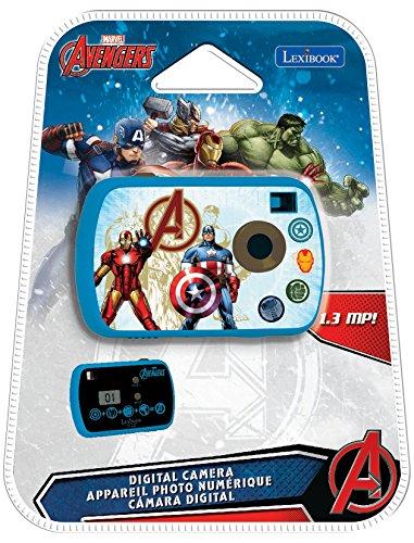 Marvel Avengers 1.3MP Digital Camera by Avengers (Image #2)