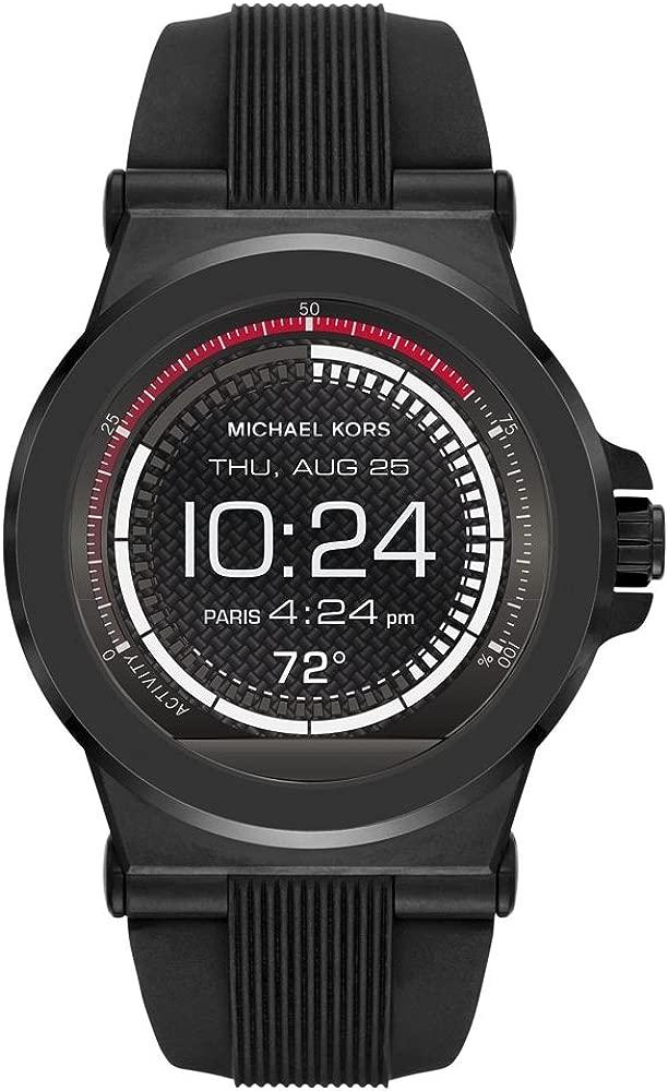 Michael Kors Reloj para Hombre de Digital con Correa en ...