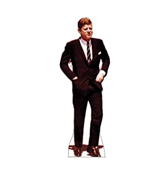 Advanced Graphics President John F. Kennedy Life Size Cardboard Cutout Standup