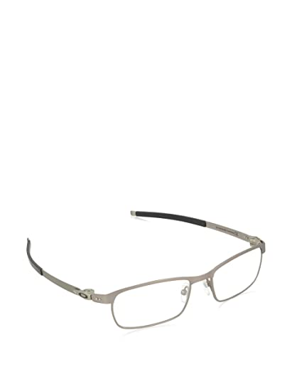 510780d726 Image Unavailable. Image not available for. Color  Oakley Tincup OX3184-0452  Eyeglasses Powder Steel 52