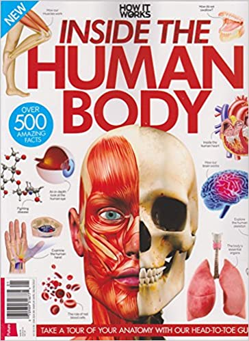 How it Works Inside the Human Body Bookazine Issue 1: Various ...