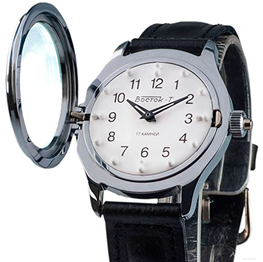 feel lets time people stylish blind watches watch this