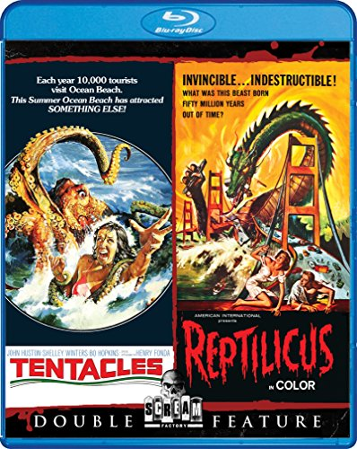 Tentacles / Reptilicus [Blu-ray]