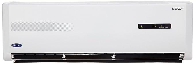 Carrier 1.5 Ton 3 Star (2018) Split AC with Cyclojet technology (Esko+, White)