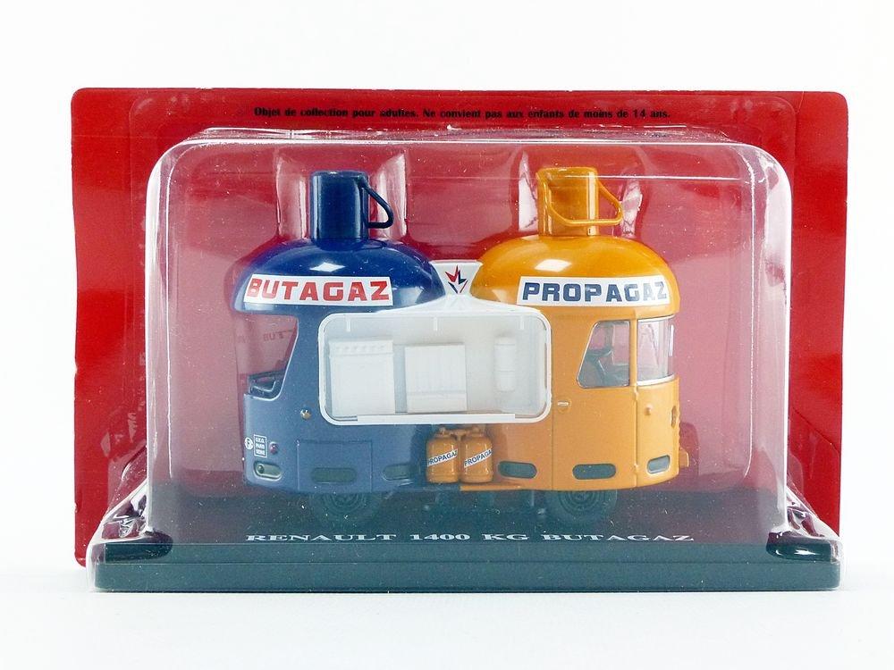 Promocar–Coche en Miniatura de colección, pro10613, Naranja/Azul
