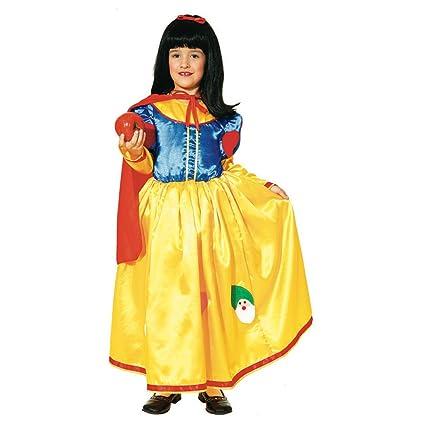 Disfraz de Blancanieves para niños diseño de vestido de princesa ...