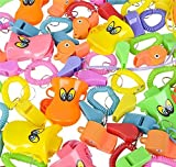 250 PC 2-4'' WHISTLE ASSORTMENT, Case of 1