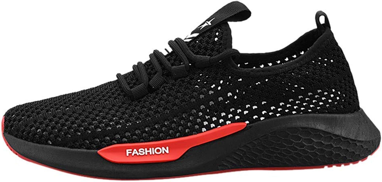 Zapatillas de Running para Hombre Aire Libre y Deporte Transpirables Moda Casual Comodo Zapatos Gimnasio Correr Ligero Sneakers Transpirable Zapatos para Correr vpass: Amazon.es: Ropa y accesorios