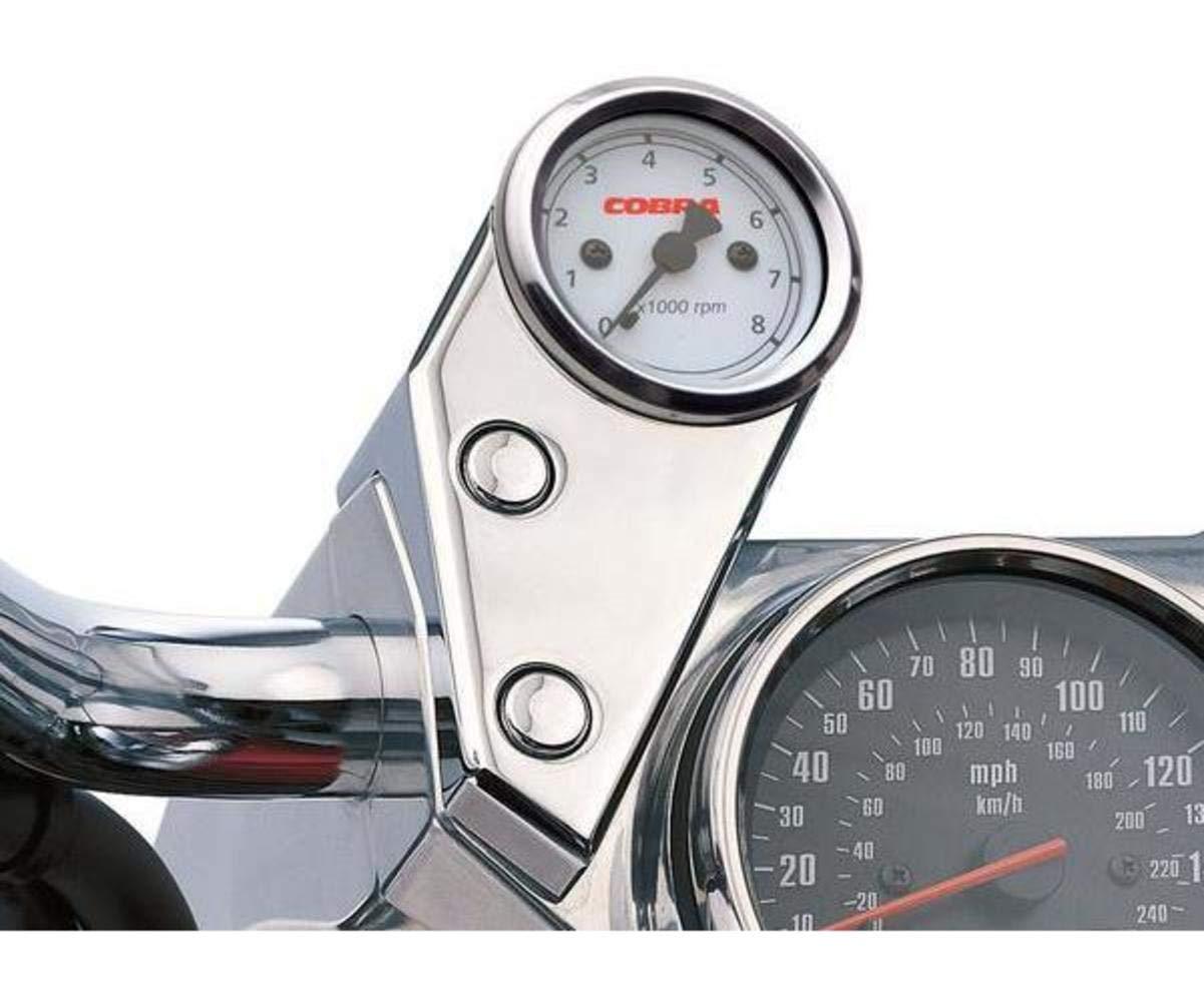 Cobra Tachometer Chrome for Suzuki Intruder Volusia 800 01-04