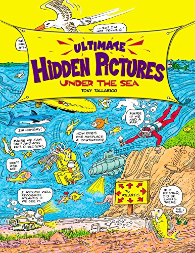 (Ultimate Hidden Pictures: Under the)