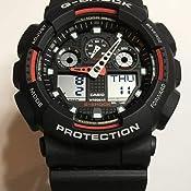3d9bfcfd59e Amazon.com  Casio Men s GA100-1A4