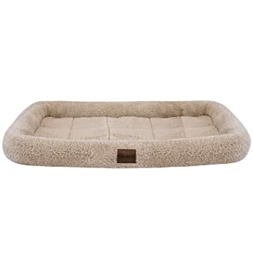 Amazon.com: American Kennel Club Tapete Jaula., Beige: Mascotas