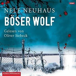 Böser Wolf (Bodenstein & Kirchhoff 6) Audiobook