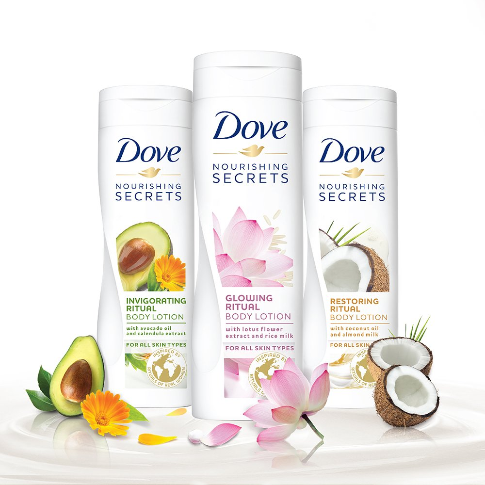 Dove Glowing Ritual Body Lotion 400ml Buy Online In Gibraltar At Desertcart
