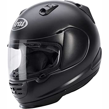 Casco - Arai rebel black frost