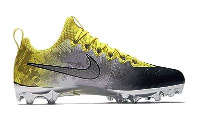size 40 b8866 d587e Nike Vapor Untouchable Pro (Doernbecher Freestyle) Men s Football Cleat (8,  Yellow Strike
