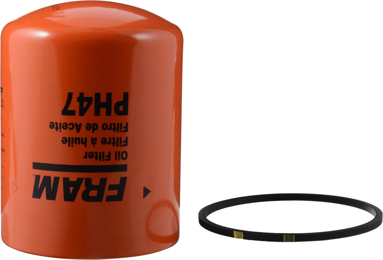 FRAM PH47 HD Full-Flow Spin-On Oil Filter