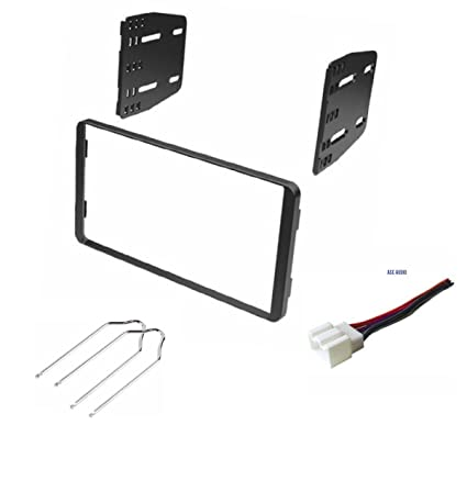 61JdJELgipL._SX425_ amazon com car stereo dash kit, wire harness, and radio tool for