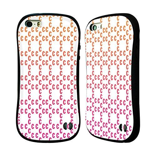 Official Cosmopolitan Pattern 2 Logo Hybrid Case for Apple iPhone 5 / 5s / SE