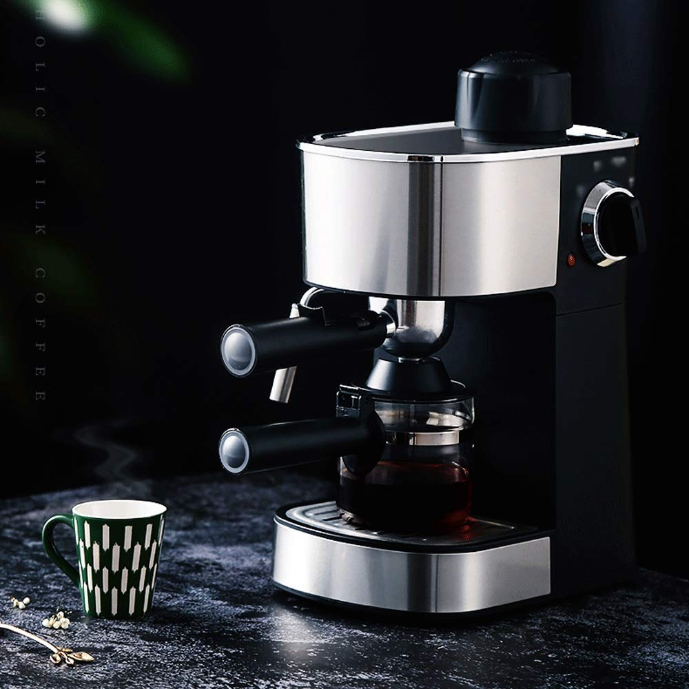 NO BRAND K-TN Bomba Tradicional café de la máquina-Italiana ...