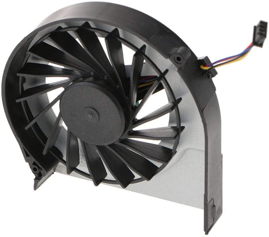 Fasmodel New CPU Cooling Cooler Silent Fans Parts Fan For HP Pavilion G4-2000 G6-2000 G7-2000 G7-2240US G6-2103ax 2118TU