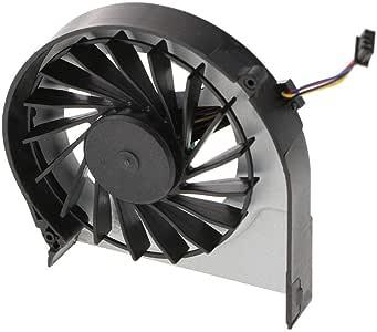 Iycorish - Ventilador silencioso para CPU para Pavilion G4-2000 G6 ...