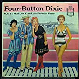 MATTY MATLOCK FOUR-BUTTON DIXIE vinyl record