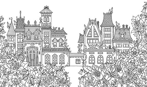 """Jewelry Box Coloring Book: Published in Sweden as """"Smyckeskrinet"""""""