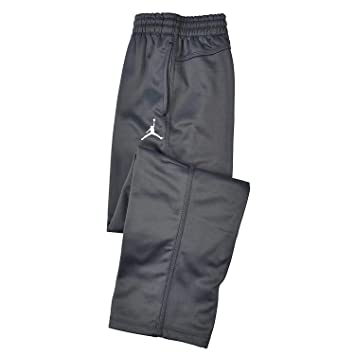 best sneakers a3736 e656b Nike Air Jordan Boys Therma Fit Gray Track Pants (M)  Amazon.ca  Beauty