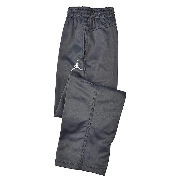 750b9118992200 Amazon.com  Jordan Big Boys  Jumpman Therma-Fit Track Warm Up Pants   Clothing