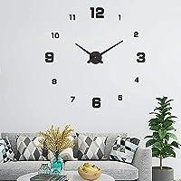 UBaymax Relojes de Pared Pegatina,Relojes Modernos DIY,Reloj