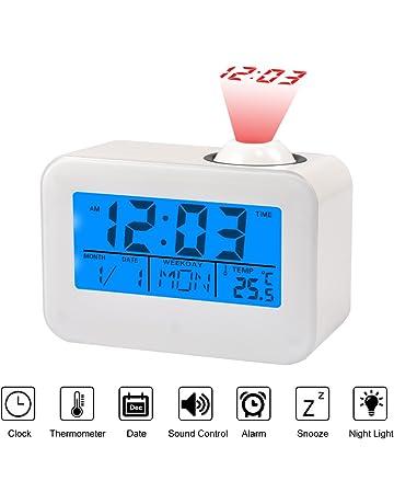 Calendars, Planners & Cards Calendar Alert Modern Digital Alarm Clock Lcd Display Calendar Snooze Thermometer Alarm Clock Office Desktop Table Clock Fancy Colours
