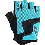 kids bike gloves - Giro Bravo JR Cycling Gloves - Kid's Blue Jewel X-Small