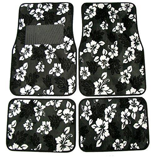 hawaiian car floor mats - 1