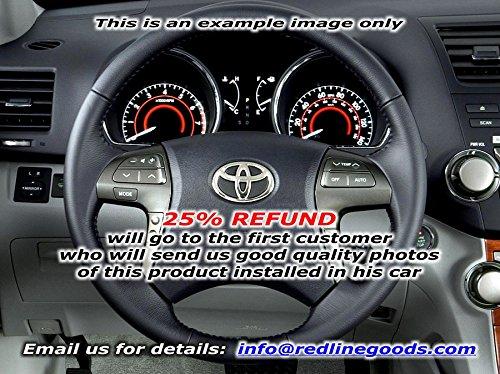 Amazon.com: RedlineGoods Toyota Camry 2007-11 cubierta del volante de: Automotive