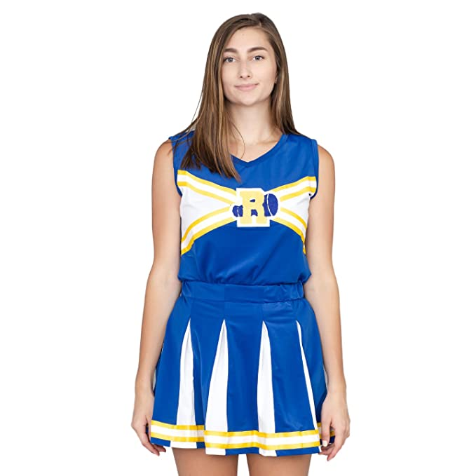 Riverdale Cheerleader High School Costume Outfit